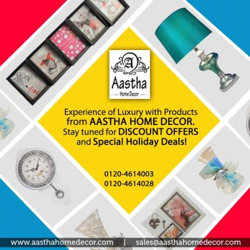 Best deals during christmas 2014 at aastha home decor by for Good deals on home decor