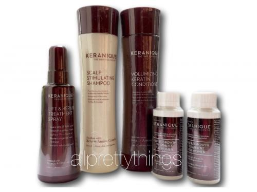 Keranique Hair Regrowth Spray Treatment Is Safe And