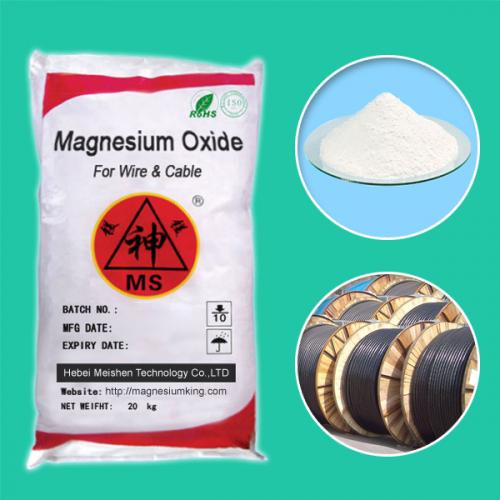 Magnesium Oxide Cable : Best supplier of magnesium oxide for wire cable by allen hu