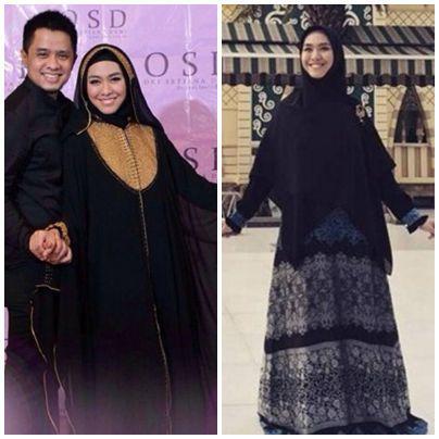 Baju Gamis Syar 39 I Oki Setiana Dewi By Nurul Fikri