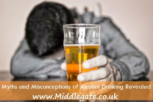 Top Myths and Misconceptions of Alcohol Drinking Revealed by Middle ...