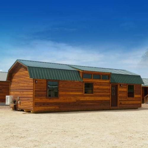 Log Cabin Manufacturers Are Building Eco Friendly Cabins